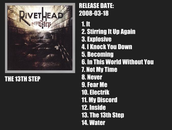 RIVETHEAD The 1eth Step