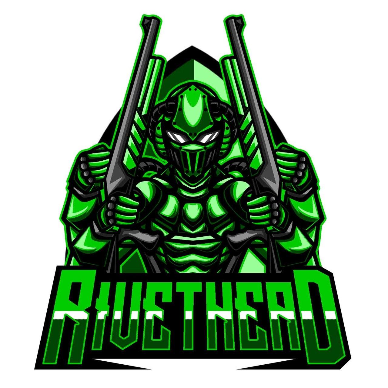 RIVETHEAD green logo